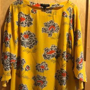 Banana Republic blouse.